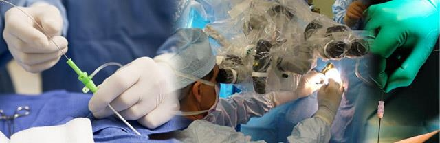 cervical discectomy spine surgery